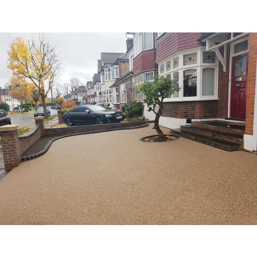 Resiscape Brittany Bronze Resin Bound Aggregate System 4m² KIT
