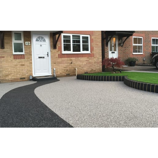 Resiscape Silver Blue Resin Bound Aggregate System 4m² KIT