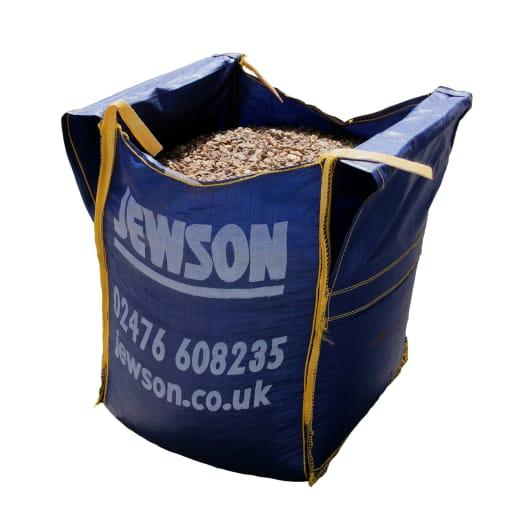 Jewson Gravel/Shingle 20mm Bulk Bag 800kg
