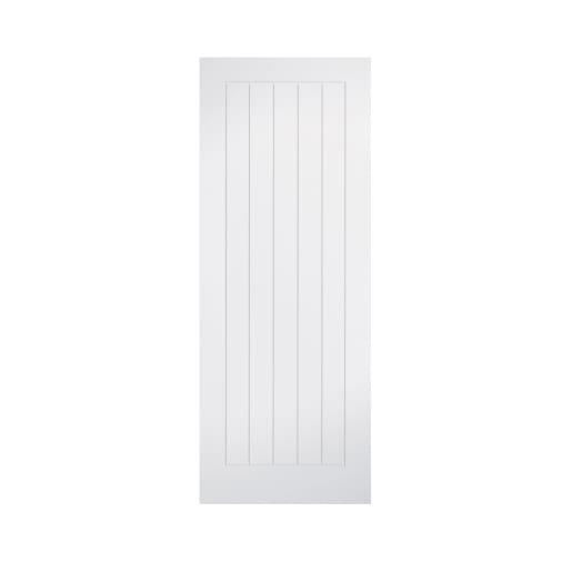 Mexicano Primed White Door 762 x 1981mm
