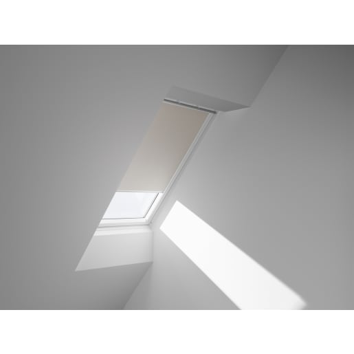 VELUX Manual blackout blind roof windows94x160cm from 2014 Beige