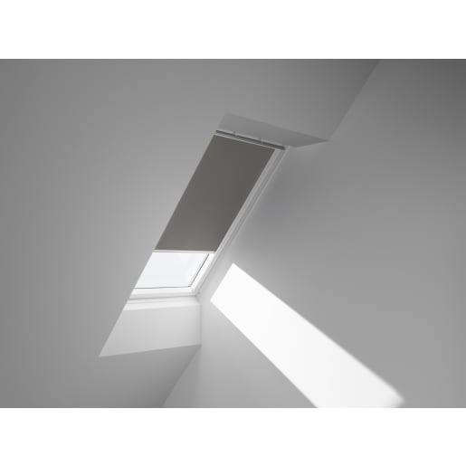 VELUX Manual blackout blind roof windows 78x98cm from 2014 Grey