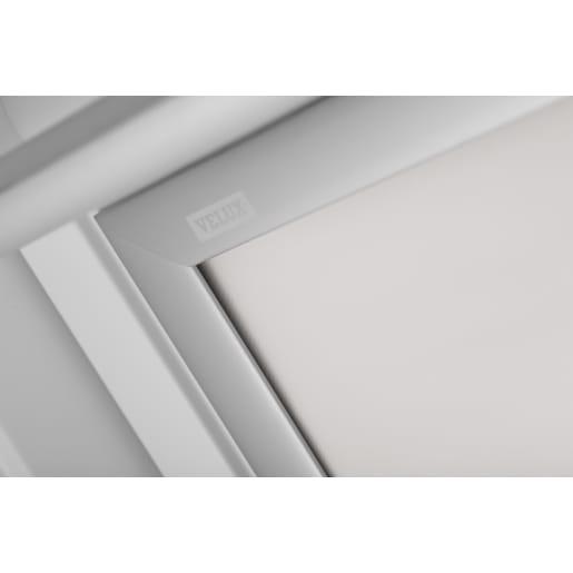 VELUX Solar blackout blind for roof windows 78x140cm until 2014 White