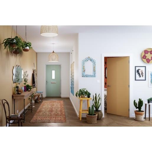 Premdor Interior Paint Grade Plus Door 1981 x 610 x 35mm White