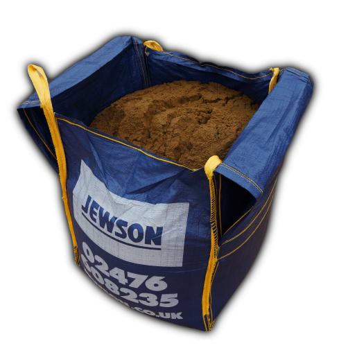 Jewson Plastering Sand Bulk Bag 800kg
