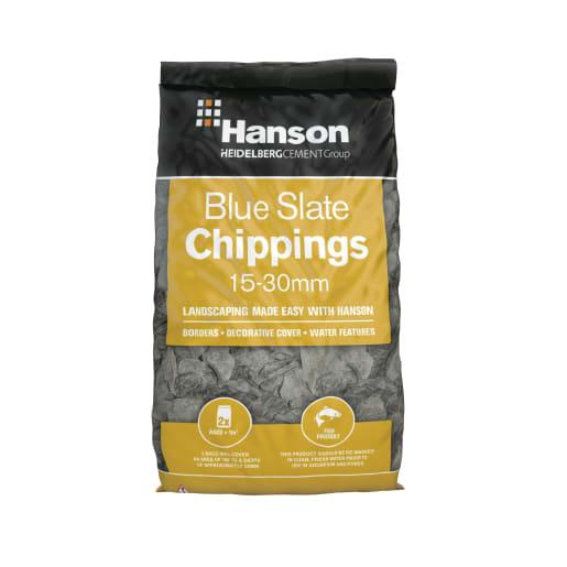 Hanson Blue Slate 20mm Handy Bag 25kg