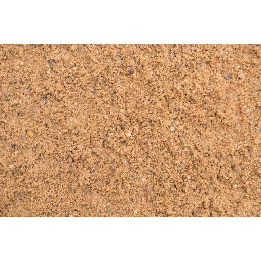 Jewson Sharp Concreting Sand Bulk Bag 800kg