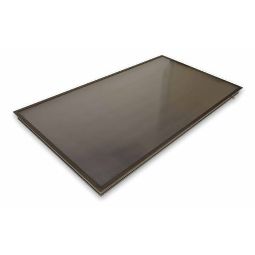 Grant Solar Sahara On Roof 1 Collector Thermal Kit 2043 x 1187 x 80mm