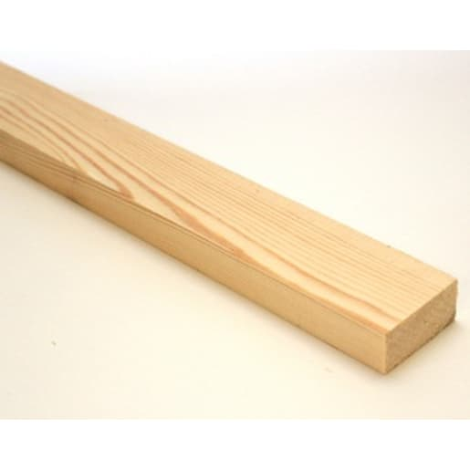 Standard Redwood PSE 25 x 75mm (act size 20.5 x 70mm)