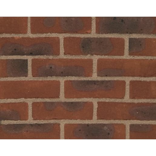 Jewson Blenheim Brick 65mm Red
