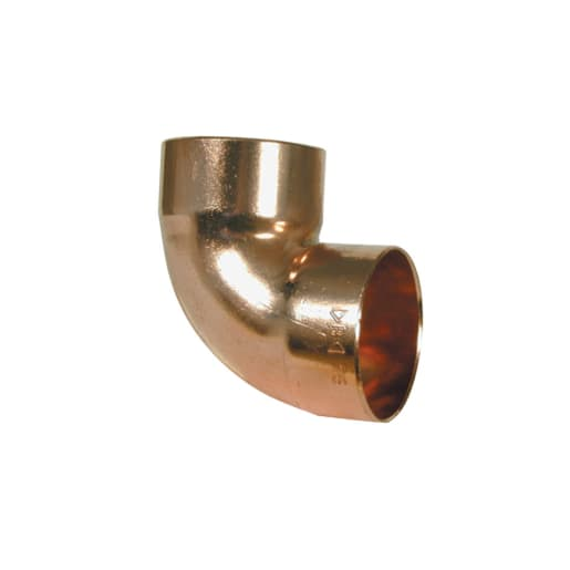 Altech End Feed Elbow 22mm