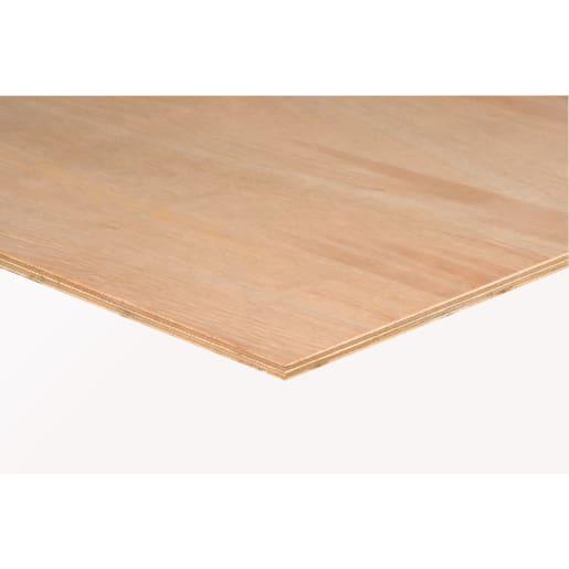 Eucalyptus Hardwood Plywood FSC 2440 x 1220 x 12mm