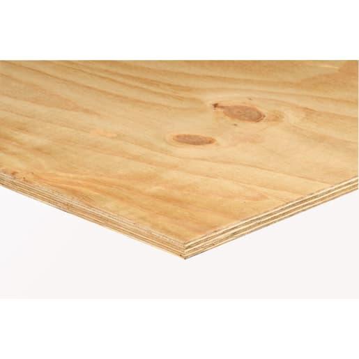 Brazilian Pine Structural Plywood FSC 2440 x 1220mm x 18mm
