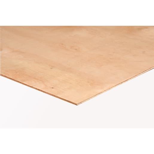 Hardwood Plywood Poplar Core FSC 2440 x 1220 x 5.5mm