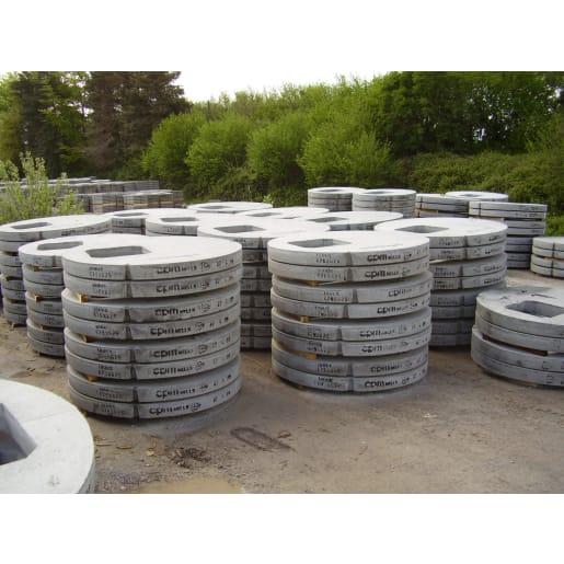 CPM Precast Square Access Manhole Cover Slab 1050 x 600 x 600mm