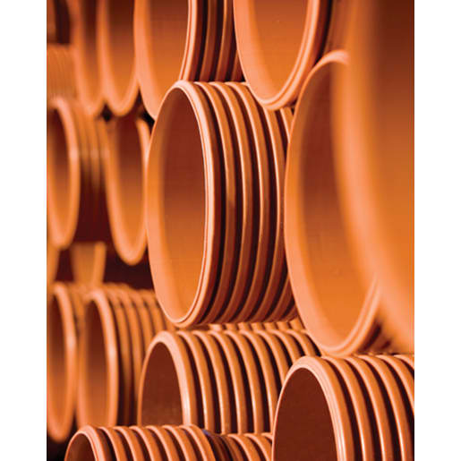 Polypipe Polysewer 45° Triple Socket Unequal Junction 225 x 150mm
