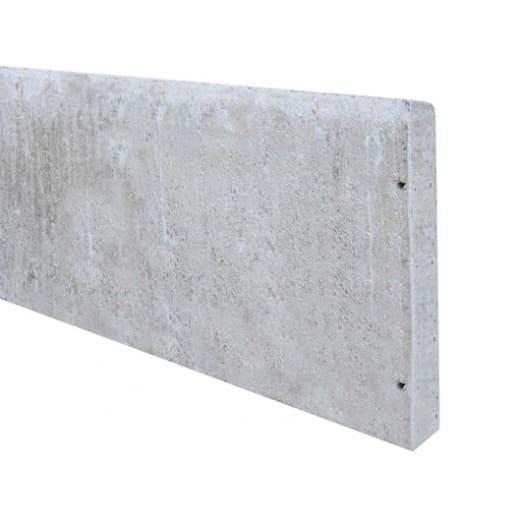 Supreme Concrete Recessed Gravel Board  1830 x 305 x 50mm