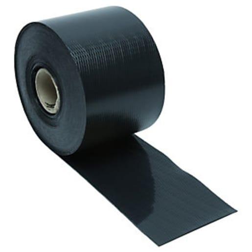 Visqueen Polyethylene Damp Proof Course 337.50mm x 30m Black