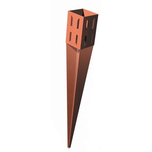 Grange Metpost Wedge Grip 75 x 7.5cm Red