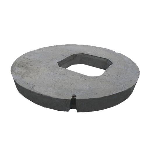 FP McCann Manhole Cover Slab Square Opening 1500 x 675 x 675