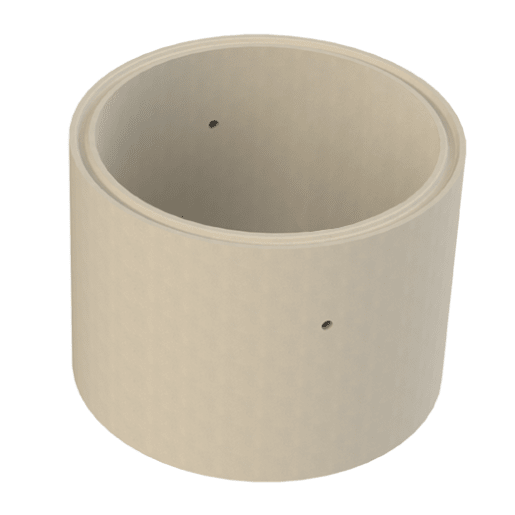 Stanton Bonna Standard Manhole Chamber Ring 1200 x 750mm